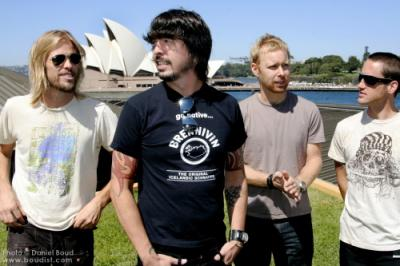 Foo Fighters:historia