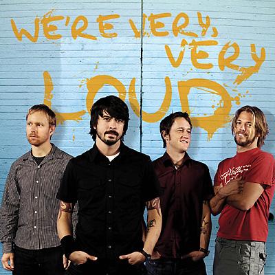 """Los Foo Fighters presentan la gira de su nuevo disco""""Echoes,Silence,Patiente & Grace"""""""